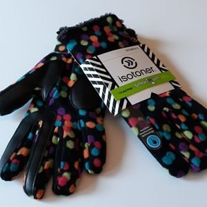 Isotoner smartouch gloves NWT